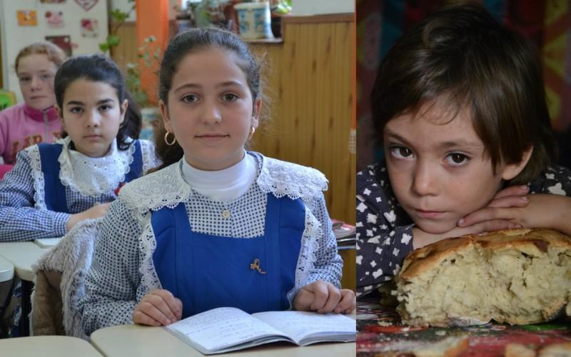 World Vision lansează un apel împotriva sărăciei şi a abandonului şcolar