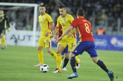 România, remiză albă în amicalul cu Spania, Campioana Europeană la fotbal