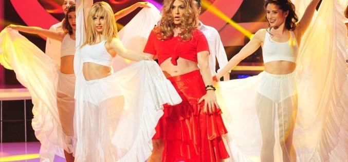 """Shakira, Bon Jovi și Tudor Gheorghe cântă la """"Te cunosc de undeva!"""""""