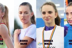 România a cucerit bronzul în proba de ștafetă feminină la Mondialele de la Portland