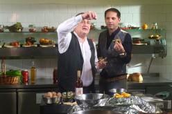 Dan Negru face Politică și delicatețuri cu Dinescu la TVR 1