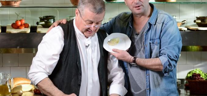 """Colţunaşi cu… poezie, duminică la TVR 1 la """"Politică şi delicateţuri"""""""