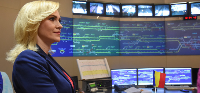 Gabriela Vrânceanu Firea vrea să introducă biletul unic la metrou şi RATB