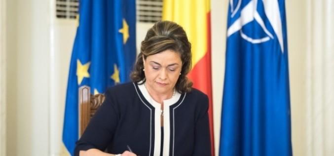 Ana Costea, primul ministru care dezertează din Guvernul Cioloș