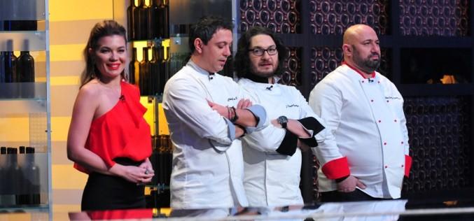 """Începe lupta între jurați la """"Chefi la cuțite"""" la Antena 1"""