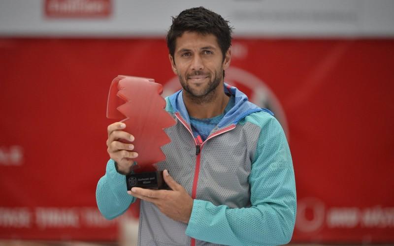 Fernando Verdasco a câștigat ultima ediție a turneului BRD Năstase Țiriac Trophy
