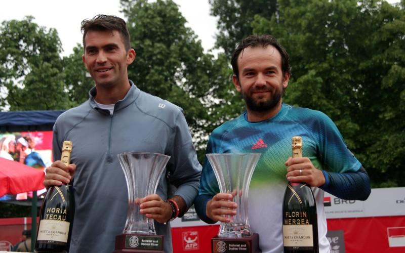 Horia Tecău și Florin Mergea s-au calificat în semifinale la dublu la Madrid