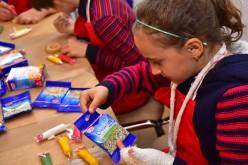 Dr.Oetker înveseleşte sărbătorile de Paşte ale copiilor din SOS Satele Copiilor România