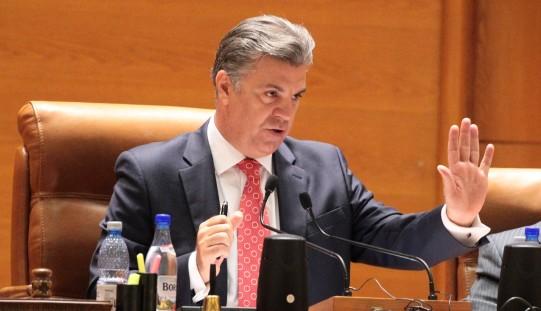 Valeriu Zgonea, dat afară din PSD după ce i-a cerut demisia lui Dragnea