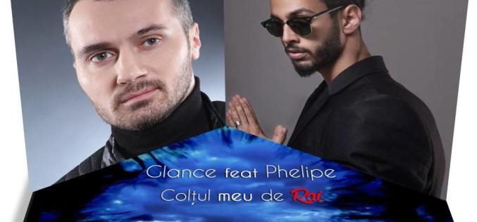 Glance spune că are propriul Colț de Rai alături de Phelipe – VIDEO