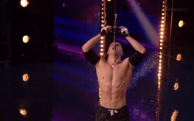 Un moldovean a șocat juriul emisiunii Britain's Got Talent. A fost la un pas de moarte – Atenție VIDEO ȘOCANT