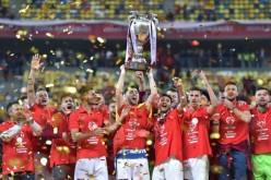 CFR Cluj a câștigat ediția a 78-a a Cupei României la fotbal
