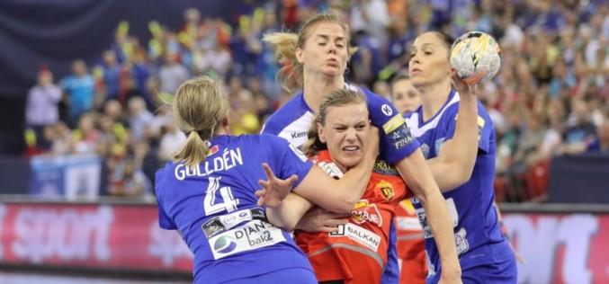 CSM București, victorie mare în Liga Campionilor la handbal feminin