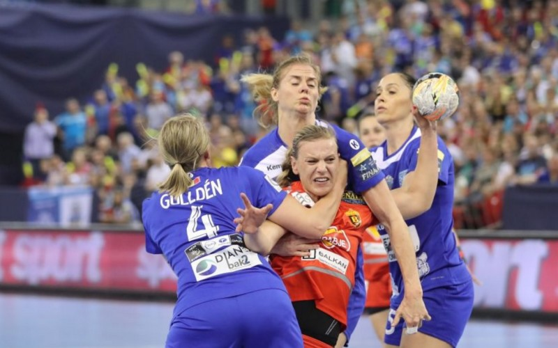CSM București s-a calificat în finala Ligii Campionilor la Handbal feminin