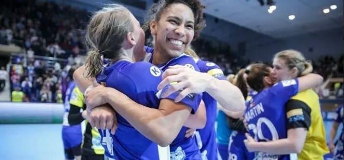 CSM București, victorie uriașă în sferturile de finală ale Ligii Campionilor