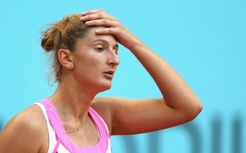 Irina Begu e out şi din proba de simplu feminin de la Indian Wells