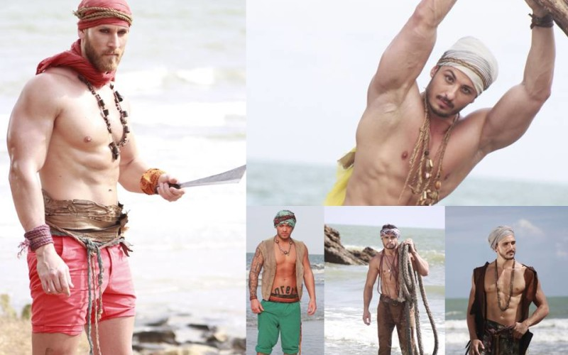 Ei sunt cele cinci ispite masculine de la reality show-ul Temptation Island – Insula iubirii