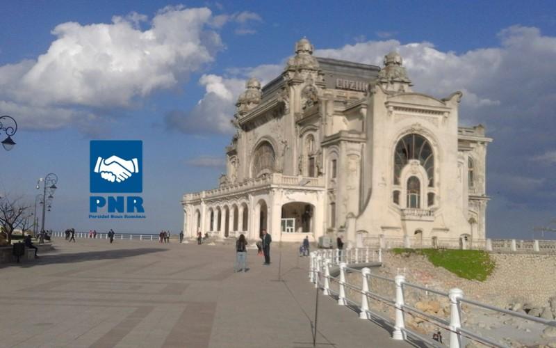 Cazinoul din Constanța, salvat de la demolare de către Noua Românie