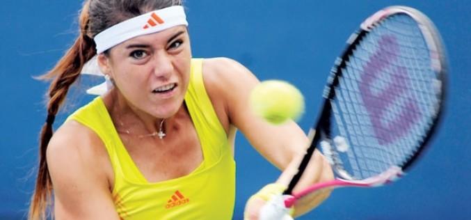 Sorana Cîrstea, victorie de senzaţie la Australian Open. A spulberat-o pe a zecea favorită