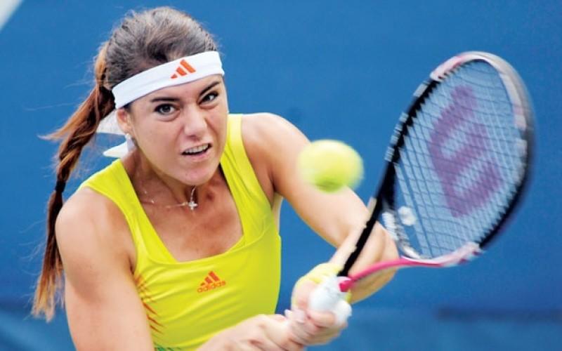 Sorana Cîrstea e pe val. S-a calificat în sferturi la Madrid și a reintrat în Top 100