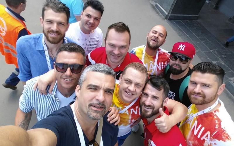 Naționala Artiștilor Fotbaliști a contestat victoria Italiei! Românii au câștigat la masa verde