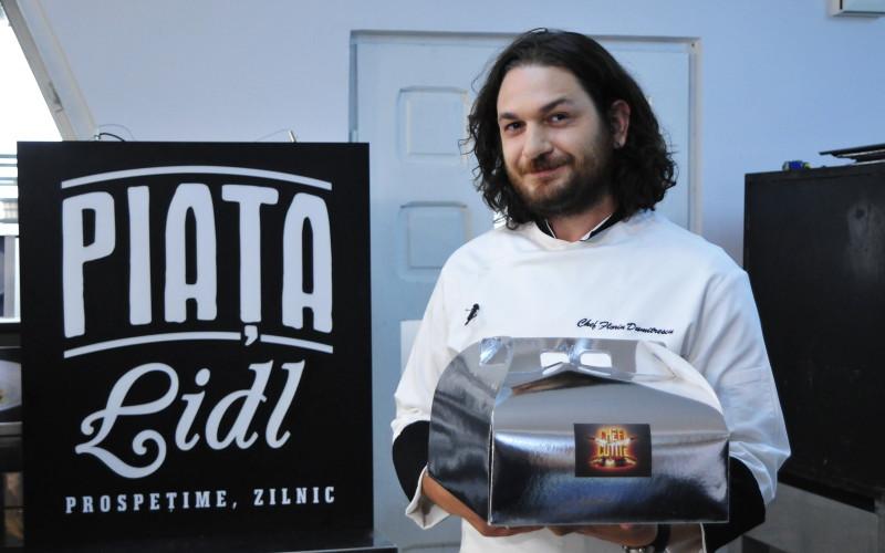 """Chefii de la Antena 1 au livrat telespectatorilor preparatele gătite în finala """"Chefi la cuțite"""""""