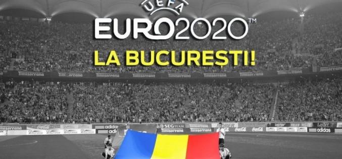 Organizarea EURO 2020 în România, în pericol. Guvernul nu a construit niciun stadion