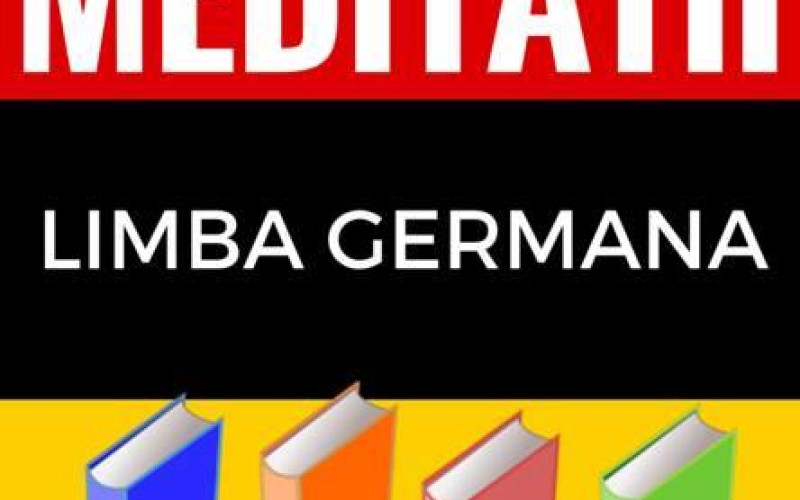 Pot sa invat germana daca sunt incepator?