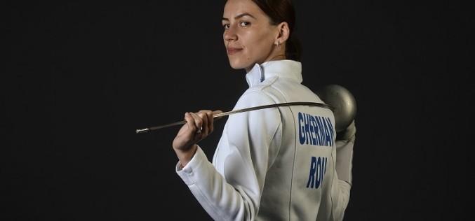 Simona Gherman, aur la spadă la Europenele de scrimă de la Torun