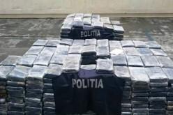 2,5 tone de coacină, confiscate în Portul Constanța. Este cea mai mare captură de droguri din România