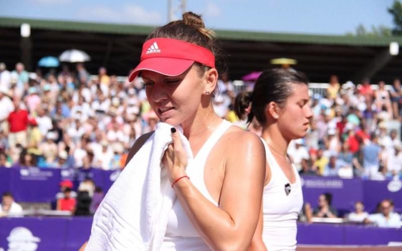 Simona Halep a demolat-o pe Anastasija Sevastova în finala BRD Bucharest Open 2016