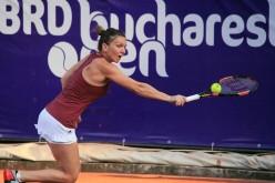 Simona Halep, calificată cu mari emoții în finala BRD Bucharest Open 2016