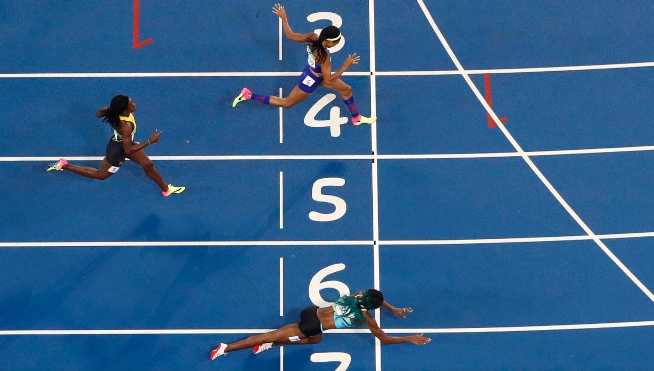 Shaunae Miller - olimpiada 2016
