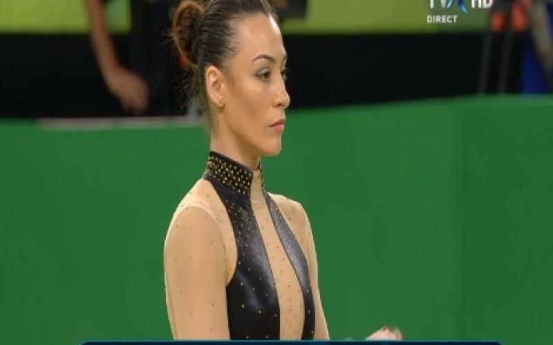 Cătălina Ponor a ratat la bârnă și pierde medalia Olimpică la Rio