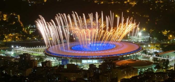 Festivitate grandioasă la Olimpiada de vară de la Rio