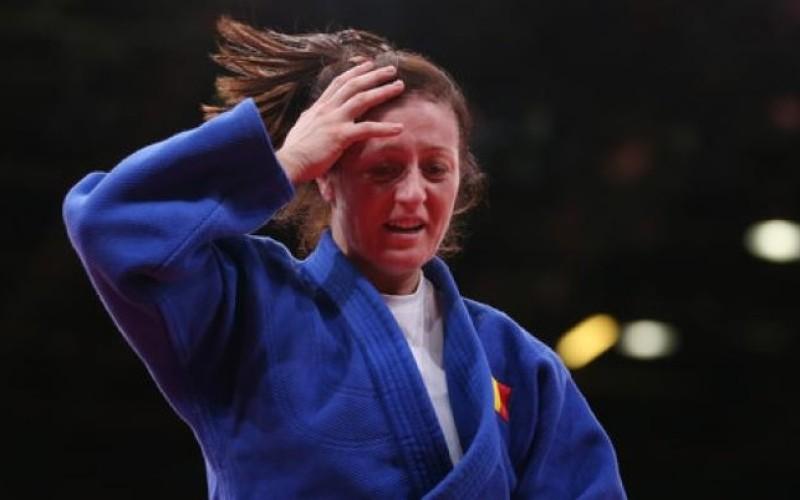 Corina Căprioriu, eșec lamentabil la Olimpiada de la Rio. A pierdut și bronzul la judo