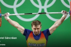 Gabriel Sîncrăian a cucerit medalia de bronz la haltere la Olimpiada de la Rio