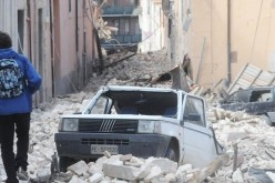 Situație critică în Italia. Numărul românilor morți la cutremur a ajuns la 11