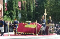 Regina Ana, înmormântată cu fast la Catedrala Regală din Curtea de Argeș