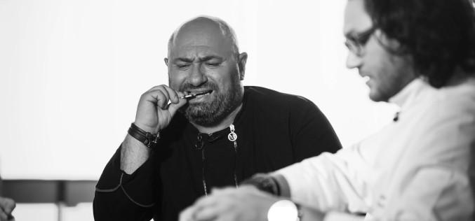 """Chef Sorin Bontea a pierdut un pariu pe platourile de filmare """"Chefi la cuțite"""""""