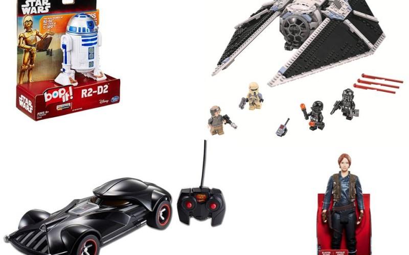 Superfanii Star Wars #GoRogue dezvăluie o nouă linie de jucării – VIDEO