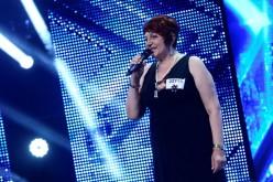O pensionară îl lasă cu gura căscată pe juratul Bănică la audițiile X Factor