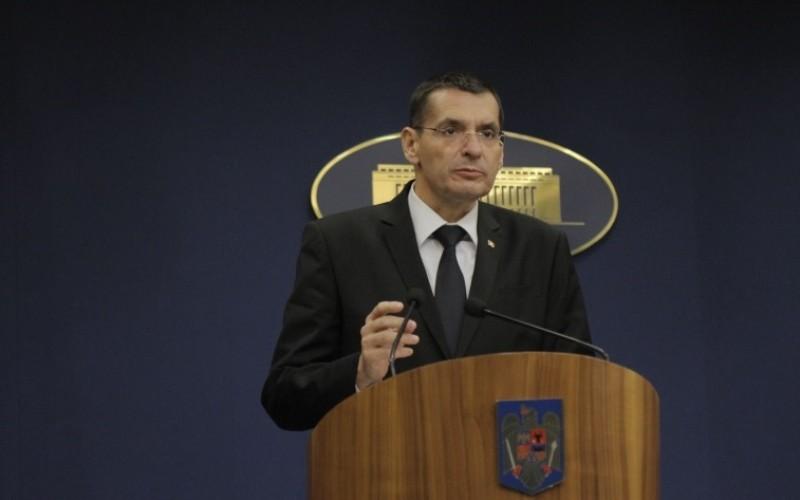 Petre Tobă a demisionat de la Șefia Ministerului de Interne după ce DNA i-a deschis dosar penal