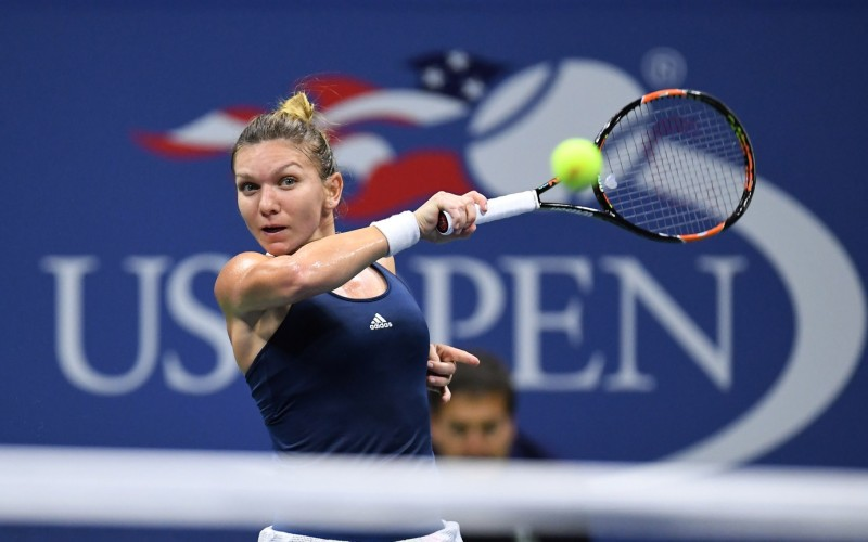 Simona Halep, eliminată în sferturi la US Open de Serena Williams