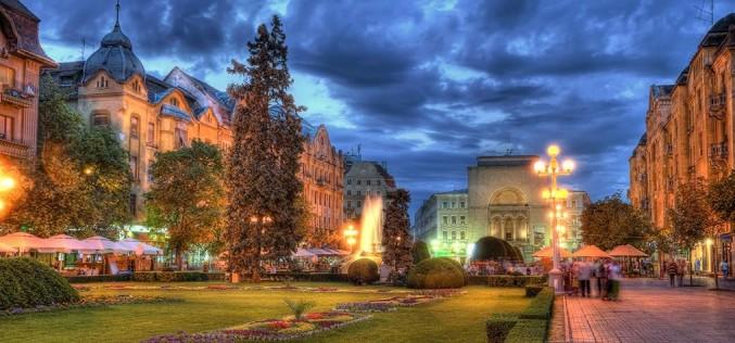 Timișoara a fost aleasă Capitală Culturală a Europei în anul 2021