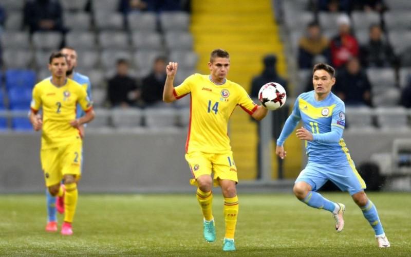 Tricolorii, impotenți în partida cu kazacii. România – Kazahstan, 0-0 în preliminariile FIFA World Cup 2018