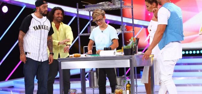 """Demonstrații de gătit și magie, dans chinezesc și muzică populară, joi la """"Next Star"""""""