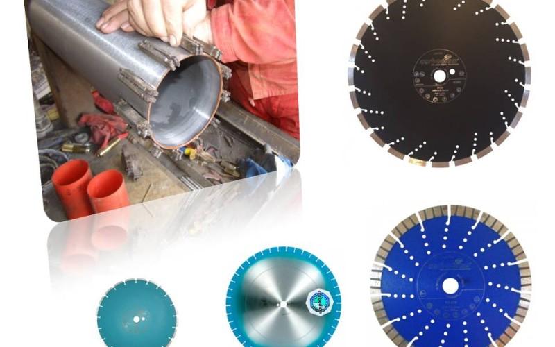 Discul diamantat poate tăia chiar și betonul armat, dacă alegi discul potrivit