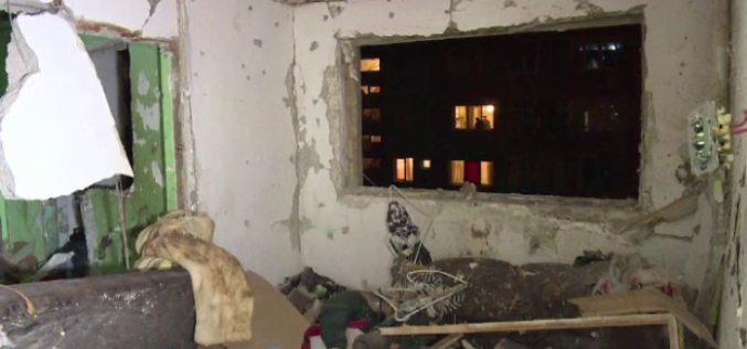 100 de bistrițeni, evacuați din apartamente în toiul nopții din cauza unei explozii puternice