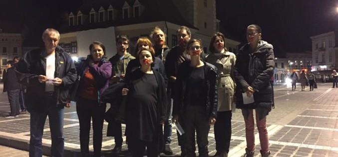 Război între Teatrul Sică Alexandrescu și Primăria orașului Brașov